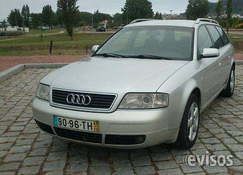 Audi a6 familiar 1,9 tdi 2000€
