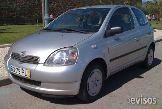 Toyota yaris vvt-i (excelente carro) - 2500€