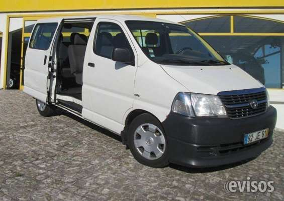 Toyota hiace d-4d pass service 9l 6000€