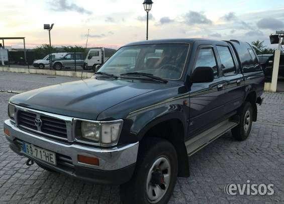 Toyota hilux tracker 3700€