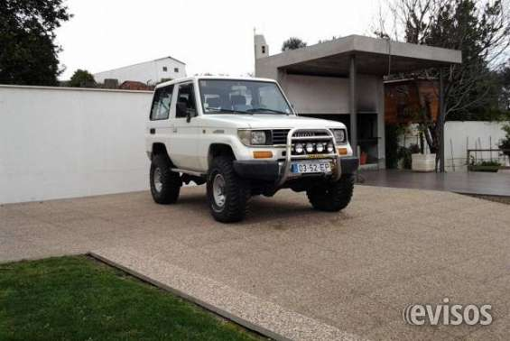 Toyota land cruiser vx3000 2500€