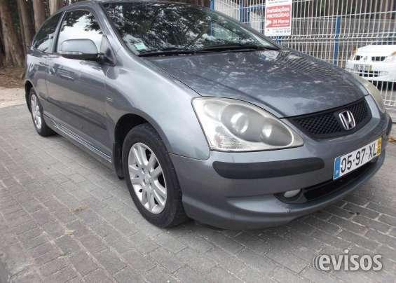 Honda civic 1.7 ctdi exclusive 1500€