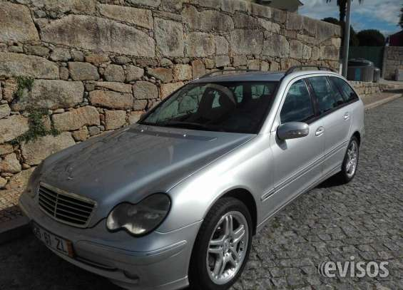 Mercedes-benz c 270 cdi advantgard 3000€