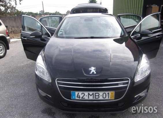 Peugeot 508 hdi,gps,pele,automát 6000€