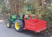 Trator Ferrari 30cv 4x4