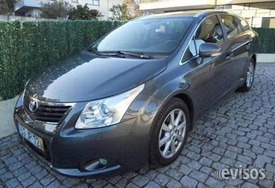 Toyota avensis sw-2.0 d4d luxury