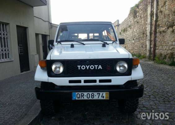 Toyota land cruiser bj 73 5 cilindros