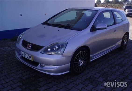 Honda civic 1.6 sport hi-tech (110cv) (3p)