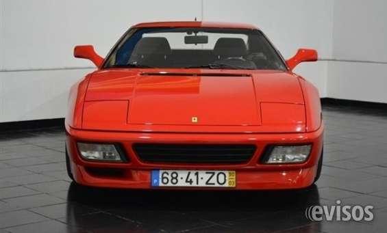 Ferrari 348 tb gasolina