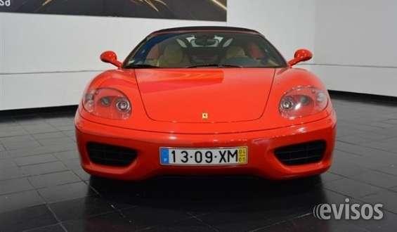 Ferrari 360 modena spider f1 - nacional