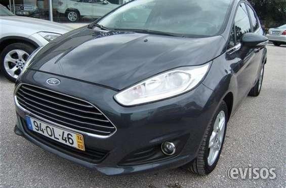 Ford fiesta 1.0 ti-vct titanium (80cv) (5p)