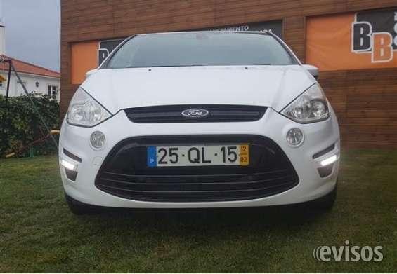 Ford s-max 1.6 tdci titanium 7l