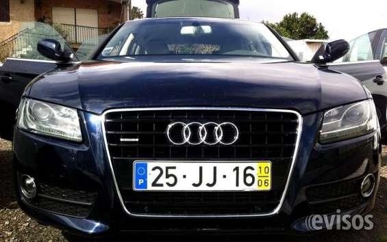 Audi a5 3.0tdi quattro 7500€