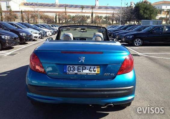 Peugeot 207 cc - 07 2000€