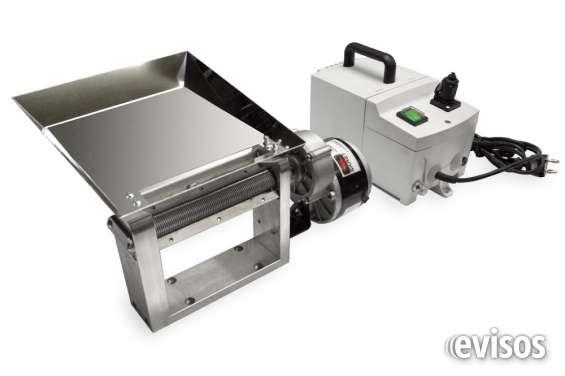 Máquina trezo 160 0.8 hv con el transformador incluido. máquina eléctrica para picar hojas