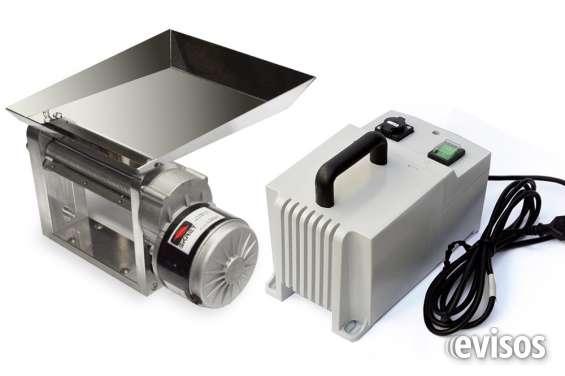 Máquina trezo 160 1.1 hv con el transformador incluido. máquina eléctrica para picar hojas