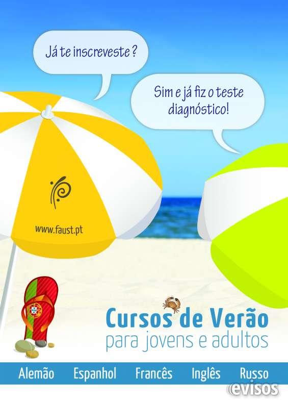 Curso intensivo de verão - português língua estrangeira