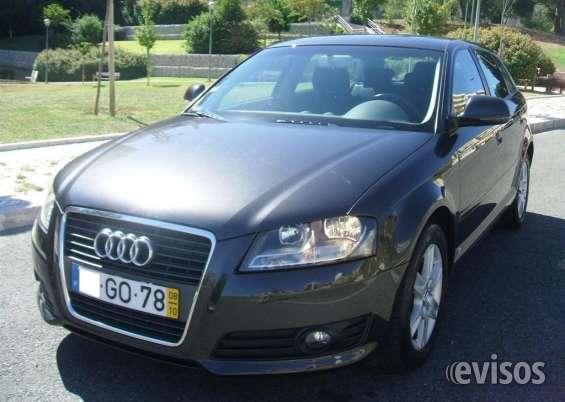 Audi a3 a3 2.0tdi sportback attraction (140cv)