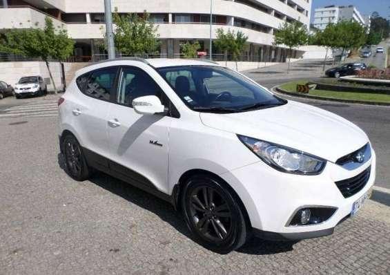 Hyundai ix35 1.7 crdi vgt style 5500€