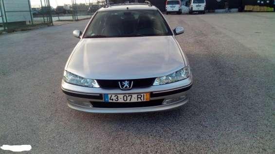 Peugeot 406 2.2 hdi - 01